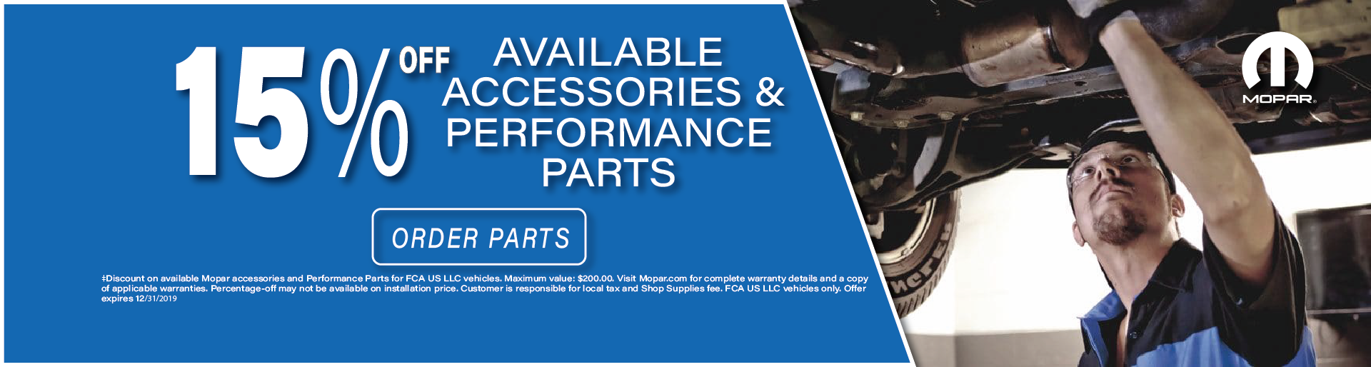 Mopar Accessories and Parts